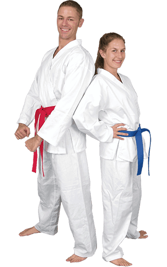 Martial Arts Lessons for Adults in Allen TX - Man and Women Adult Program Banner