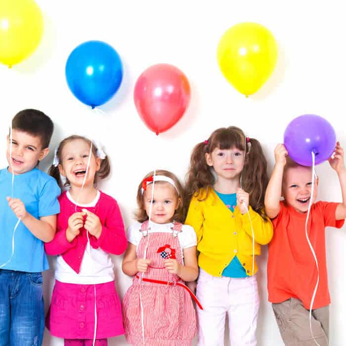 Martial Arts Birthday Party for Kids in Allen TX - Birthday Balloon Kids