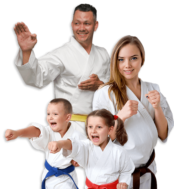 Martial Arts Lessons for Kids in Allen TX - Kids Adults Group Martial Arts Home Banner